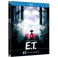 E.T. L'Extra-Terrestre Edition Collector Steelbook Blu-ray