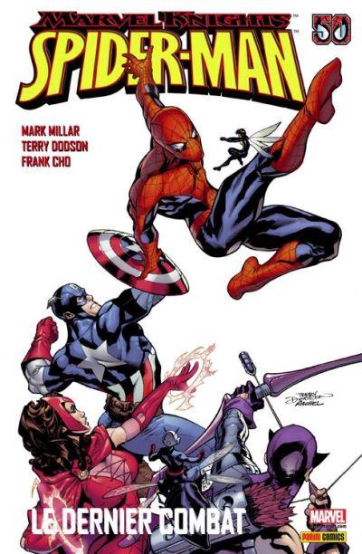 Marvel Knights - Spider-Man - 99 problèmes - 9782809462197 - 15,99 €