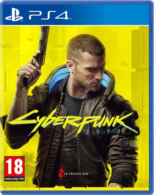 Cyberpunk 2077 Edition Collector PS4