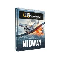 Midway Edition Spéciale Fnac Steelbook Blu-ray