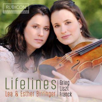 Lifelines Violin Sonatas
