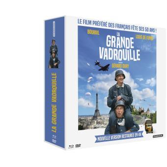 La Grande Vadrouille Edition Prestige Blu-ray