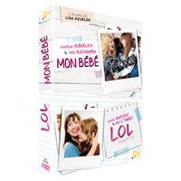 Coffret Mon bébé et LOL DVD