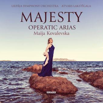 Majesty arias d'opéra
