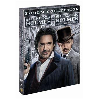 SHERLOCK HOLMES 1-2-BIL
