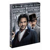 Sherlock Holmes / Sherlock Holmes: A Game of Shadows