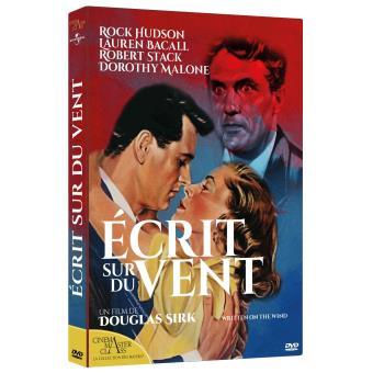 Ecrit sur du vent DVD