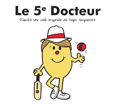 Le 5ème Docteur