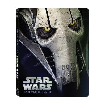 Star WarsStar Wars Episode 3 : La revanche des Sith - Blu-ray Pack Métal Edition Collector limitée