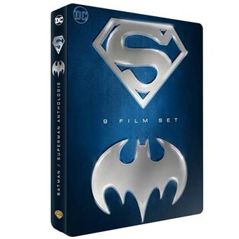 BatmanBatman/superman/coffret