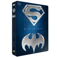 Batman/superman/coffret