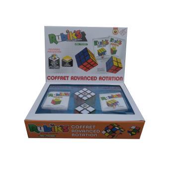Rubik's Cube Coffret Advanced 3 x 3 + 2 x 2