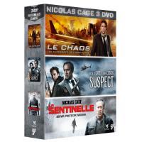Coffret Nicolas Cage 3 films DVD
