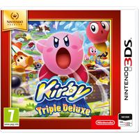 Kirby Triple Select 3DS / NL