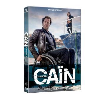 CainCaïn Saison 4 DVD