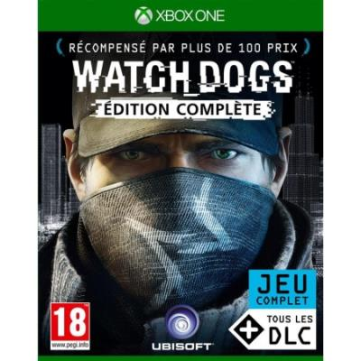 Watch Dogs Edition Complète Xbox One