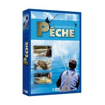 Les secrets de la pêche DVD