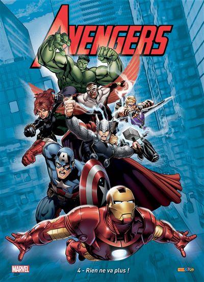 Avengers T04 + Magnet