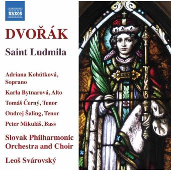 Saint Ludmila