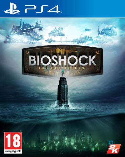 BioShock : The Collection PS4