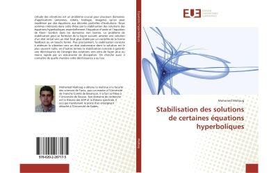 Stabilisation des solutions de certaines équations hyperboliques