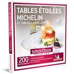 SMAR Coffret cadeau Smartbox Tables étoilées et tables d´ex...