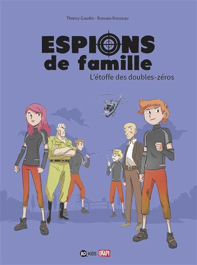 Espions de famille