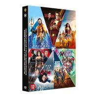 Coffret DC Comics L'intégrale DVD