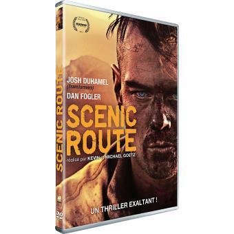 Scenic Route DVD
