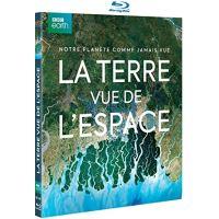 La Terre vue de l'Espace Blu-ray