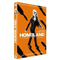 Homeland Saison 7 DVD