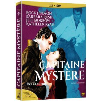 Capitaine Mystère Combo Blu-ray DVD