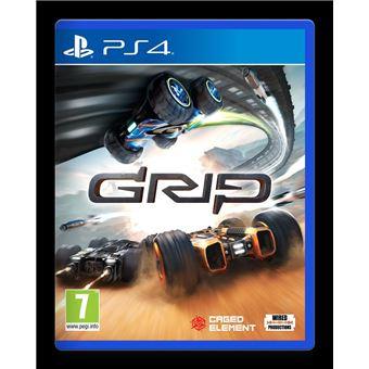 GRIP : COMBAT RACING FR/NL PS4