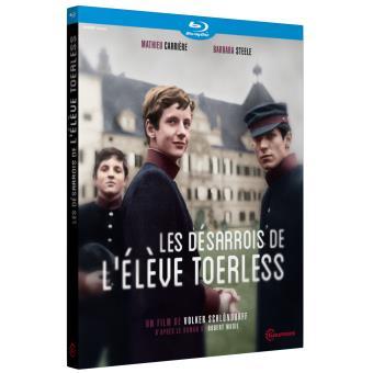 Les désarrois de l'élève Törless Blu-ray