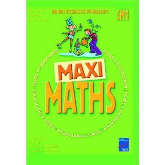 Maxi Maths CM1