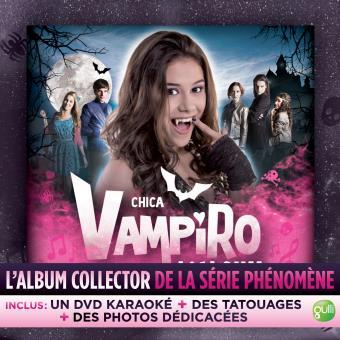 crazy price outlet online cozy fresh Chica Vampiro L'Album Collector Inclus DVD bonus Edition Fourreau