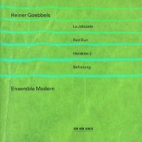 Heiner Goebbels: La Jalousie - CD
