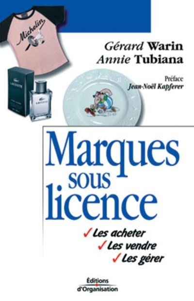 Marques sous licence