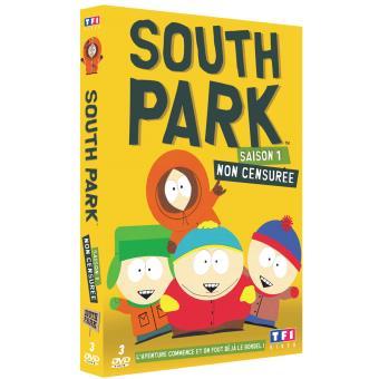South ParkCoffret intégral de la Saison 1 DVD