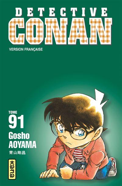 Détective Conan - Tome 91 : Détective Conan
