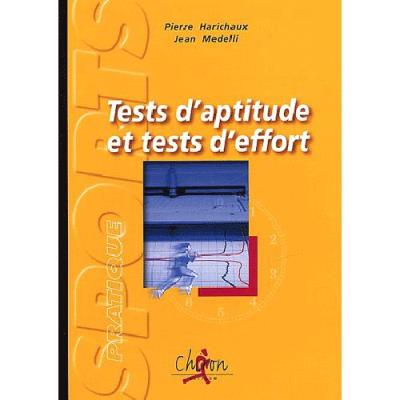 Tests d'aptitude et tests d'effort