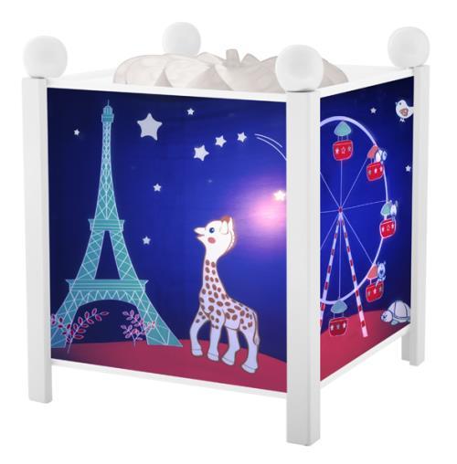 Lanterne Magique Sophie la girafe Trousselier