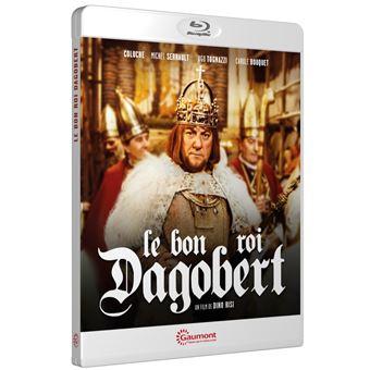 Le bon roi Dagobert Blu-ray