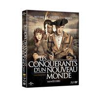 Les Conquérants d'un nouveau monde Combo Blu-ray DVD