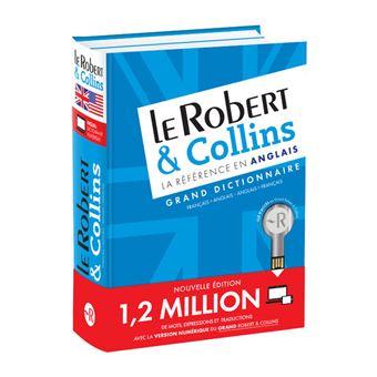 Le Robert & Collins La référence en anglais Grand dictionnaire Premium