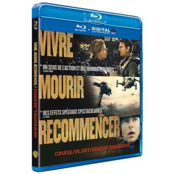 Edge of Tomorrow – Blu-Ray + Digital