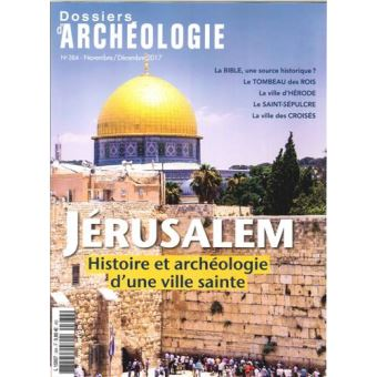 Dossiers d'archeologie,384:jerusalem