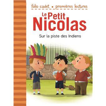 Le Petit NicolasSur la piste des indiens