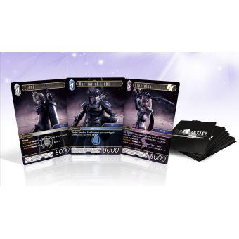Pack Carte Dissidia Final Fantasy