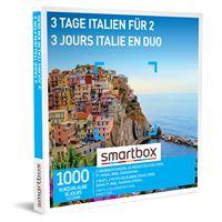 Coffret cadeau Smartbox 3 Jours Italie en Duo